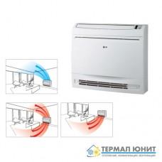 """Инверторен климатик, """"колонен"""" тип, комплект DC invertor  LG UP48/UU48W"""